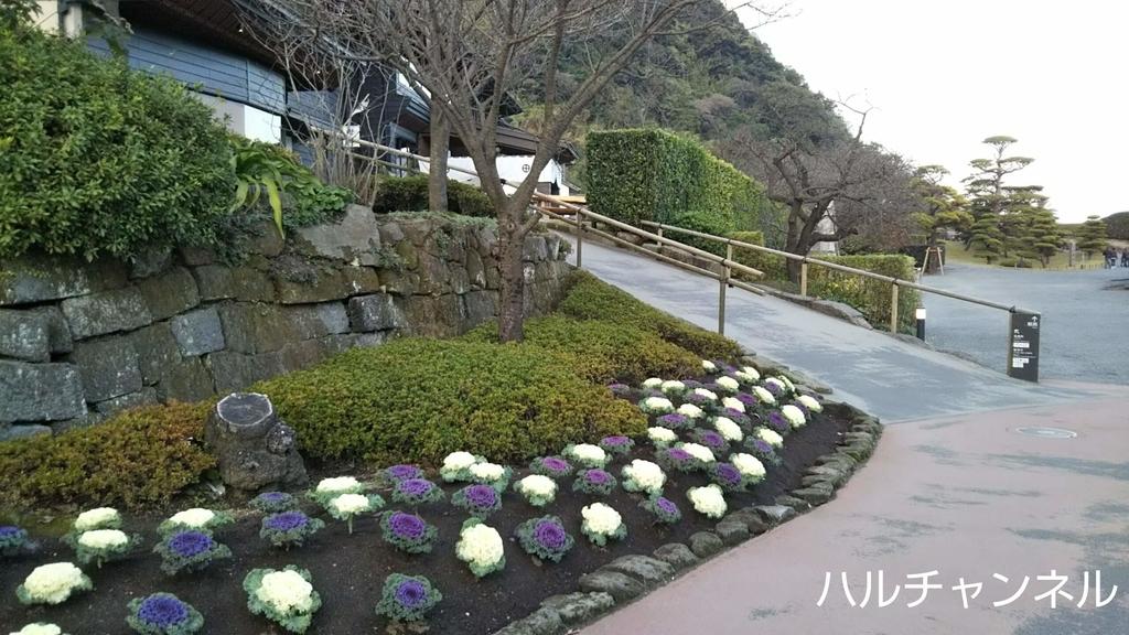 仙巌園 庭園風景