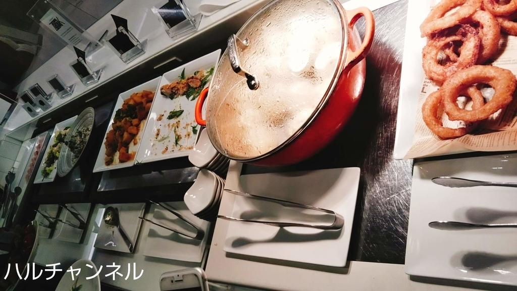 大阪マリオット都ホテル『クラブラウンジ』