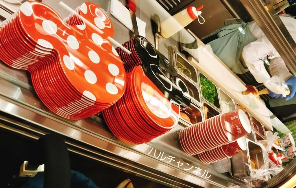 ディズニーアンバサダーホテル/チックタックダイナー/キッチン?