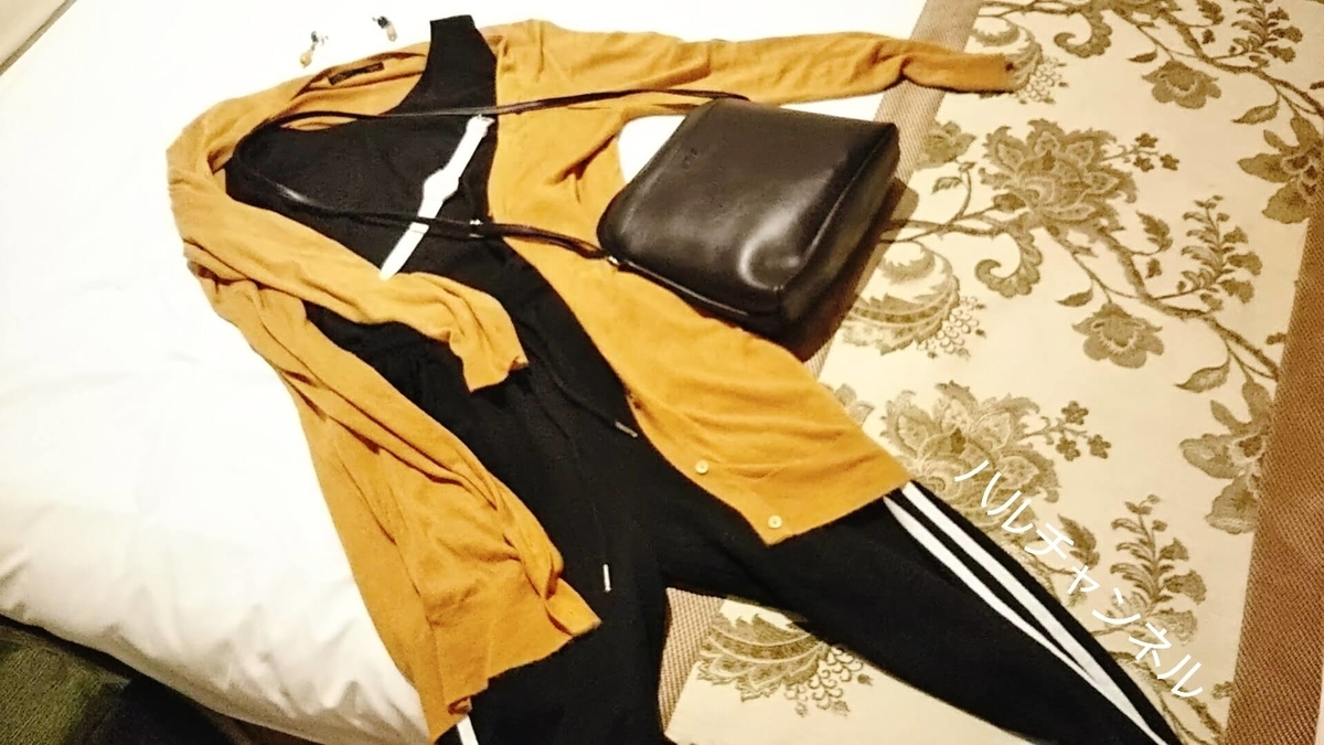 4月の沖縄観光服装(くもり編)