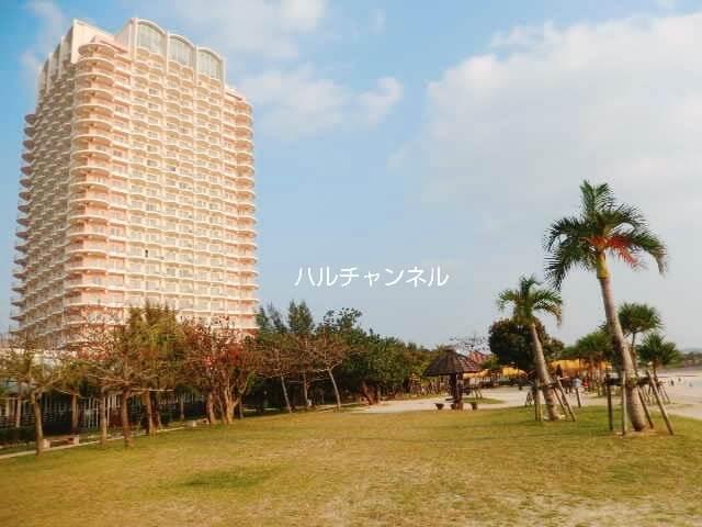 沖縄の晴れの天気