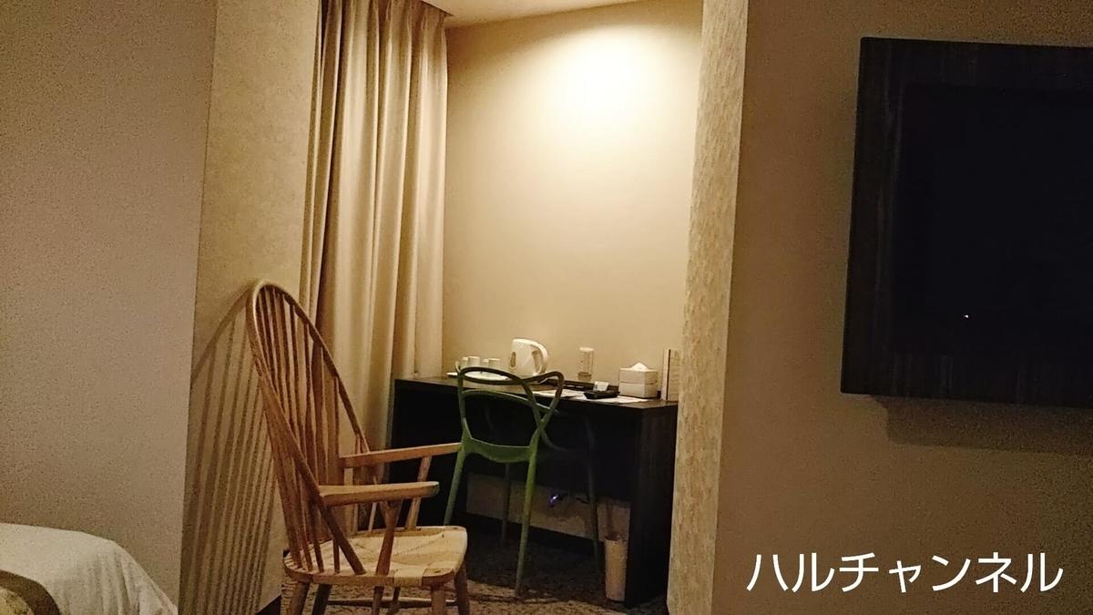 【KARIYUSHI LCH.PREMIUM】部屋