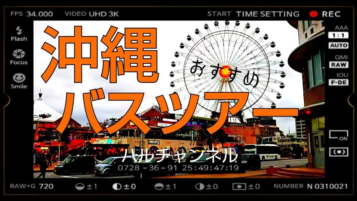 【沖縄バスツアー】車を運転できない女子が一人旅でも安心!沖縄本土北部を巡るバスツアーに参加してきた!