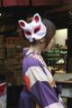京都新聞写真コンテスト 清水寺の狐