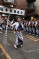 祇園祭 綾傘鉾の棒振り踊り