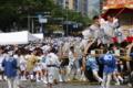京都新聞写真コンテスト 祇園祭 北観音山の辻廻し