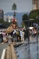 京都新聞写真コンテスト 祇園祭 暑い日