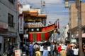 京都新聞写真コンテスト 路地より現れる大船鉾