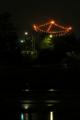 京都新聞写真コンテスト 送り火 船型