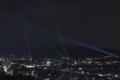 京都新聞写真コンテスト京都市夜景 五光