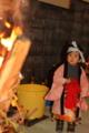 京都新聞写真コンテスト 鞍馬の火祭り 熱そう