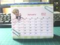 オルカレンダー(*゚ρ。)ひゃっほう