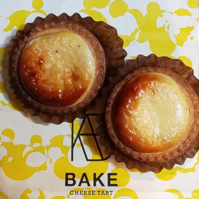 BAKE ブルーベリーチーズタルト iggy2019