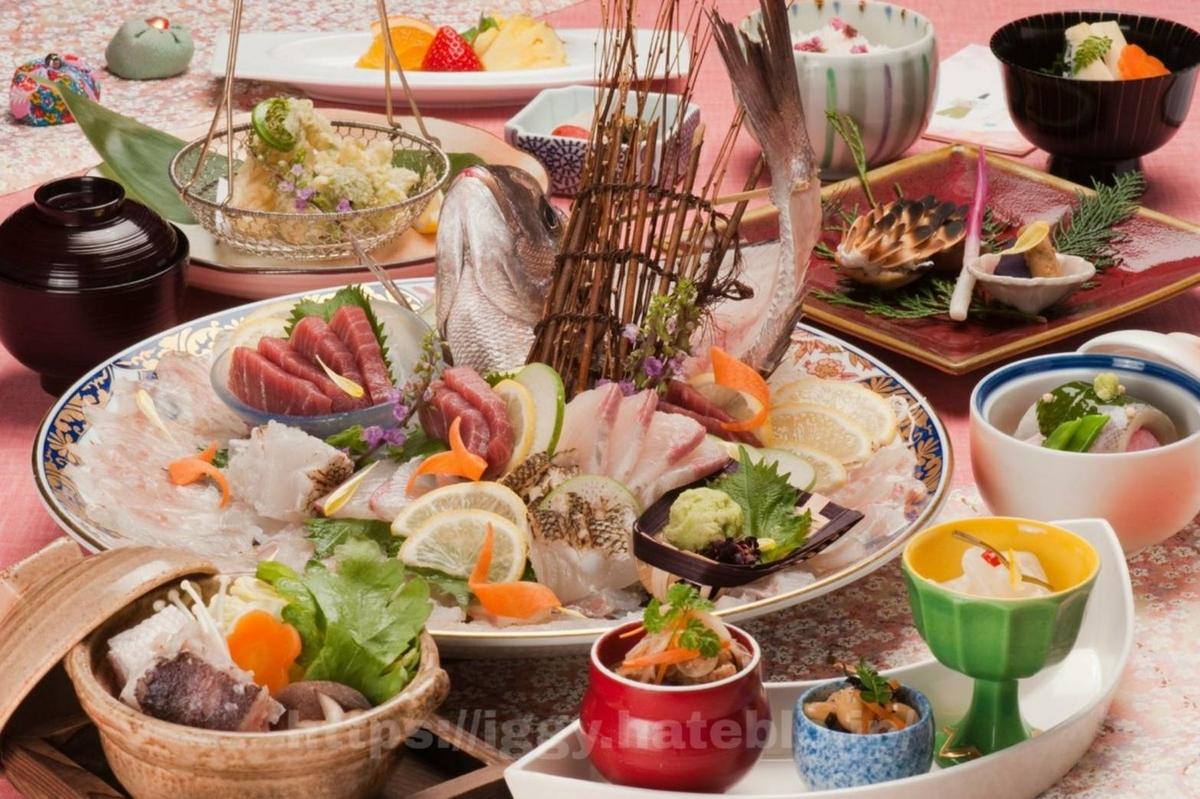 日本料理① iggy2019