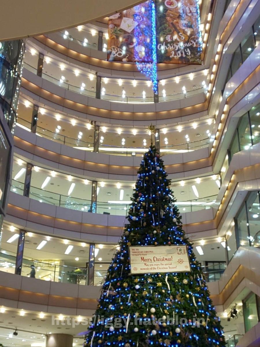 2019クリスマス イムズツリー① iggy2019
