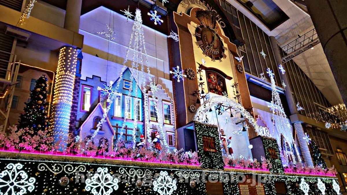 2019クリスマス 新天町 iggy2019