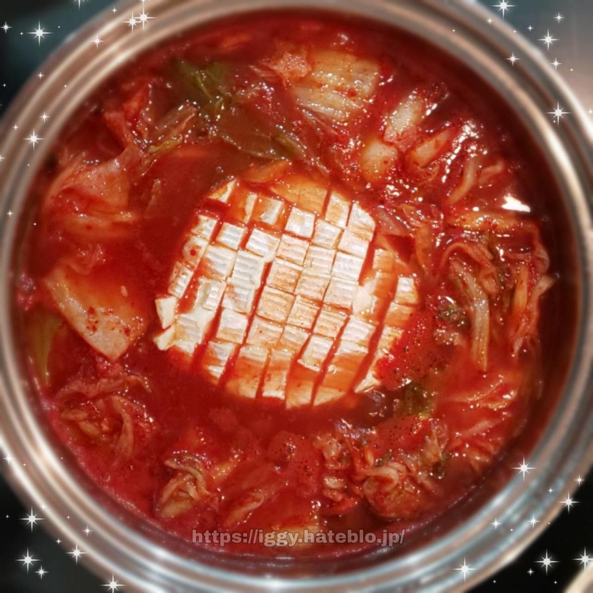 トリプル発酵鍋③ iggy2019