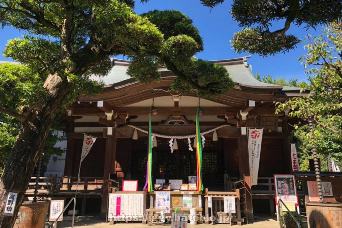 鳩森八幡神社 iggy2019