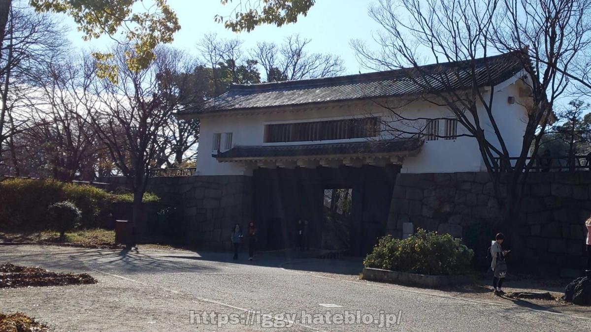 大阪城 青屋門 iggy2019