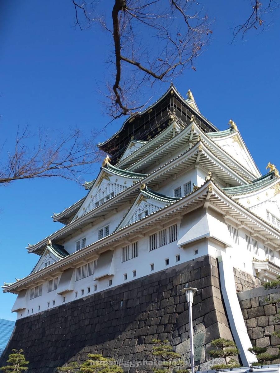 大阪城横 iggy2019