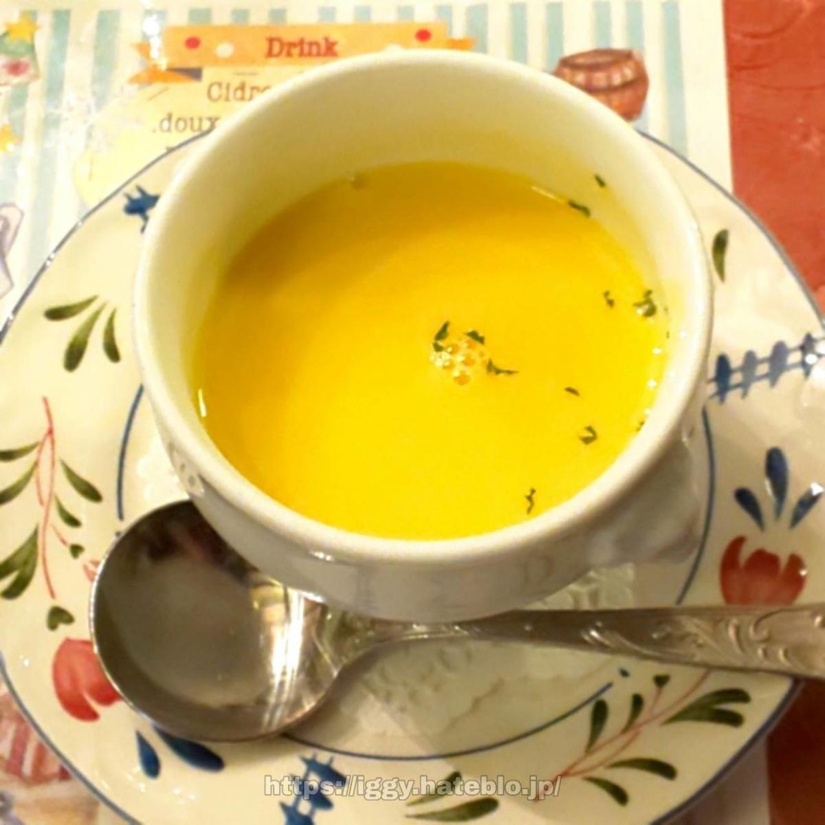 クレープリーアルション スープ iggy2019