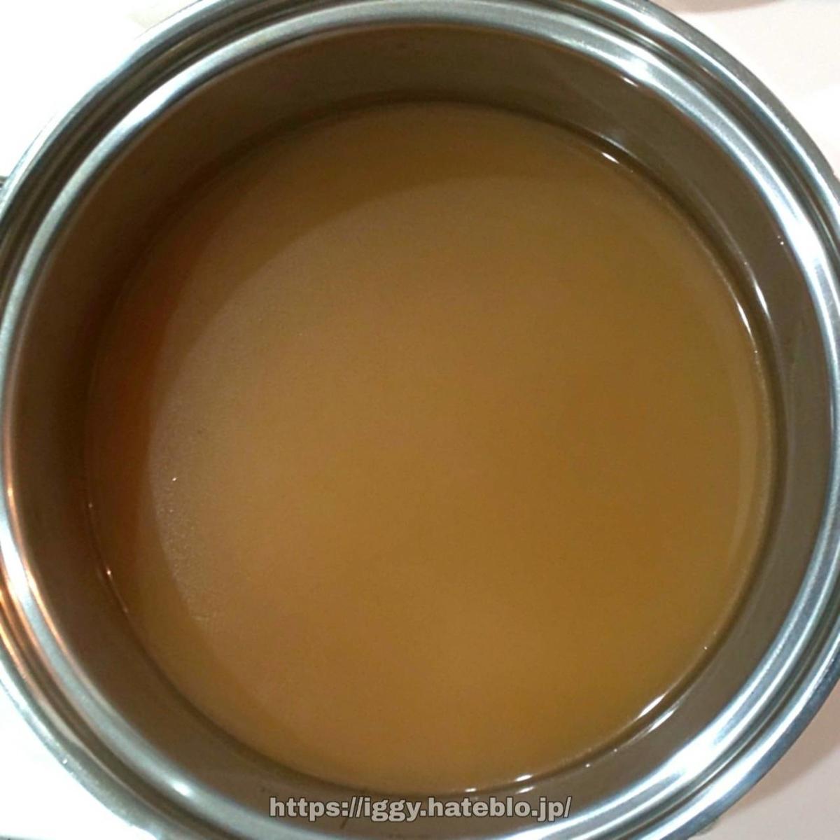 キャベツのうま鍋 つゆ iggy2019