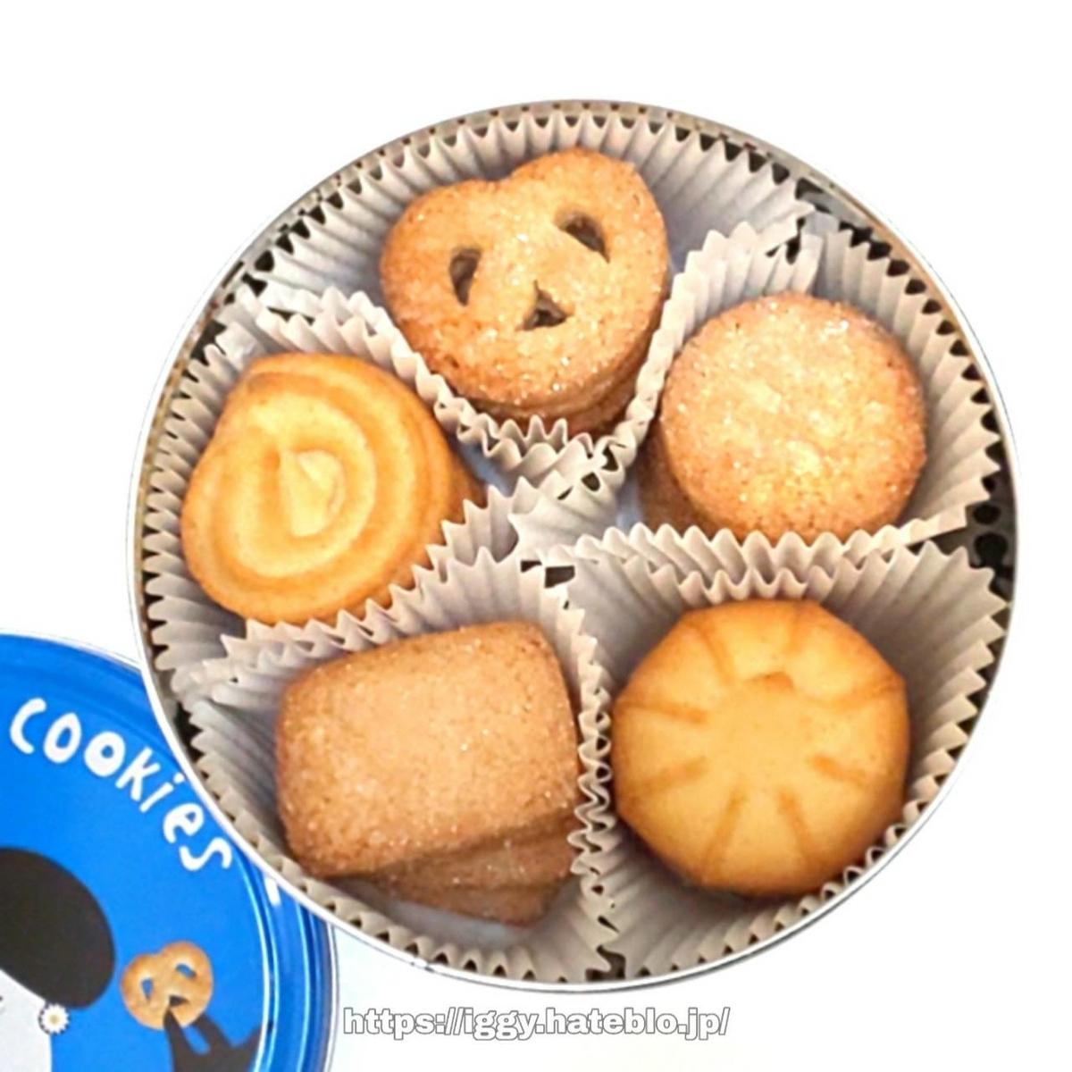 フライングタイガー バタークッキー 感想 口コミ 人気商品
