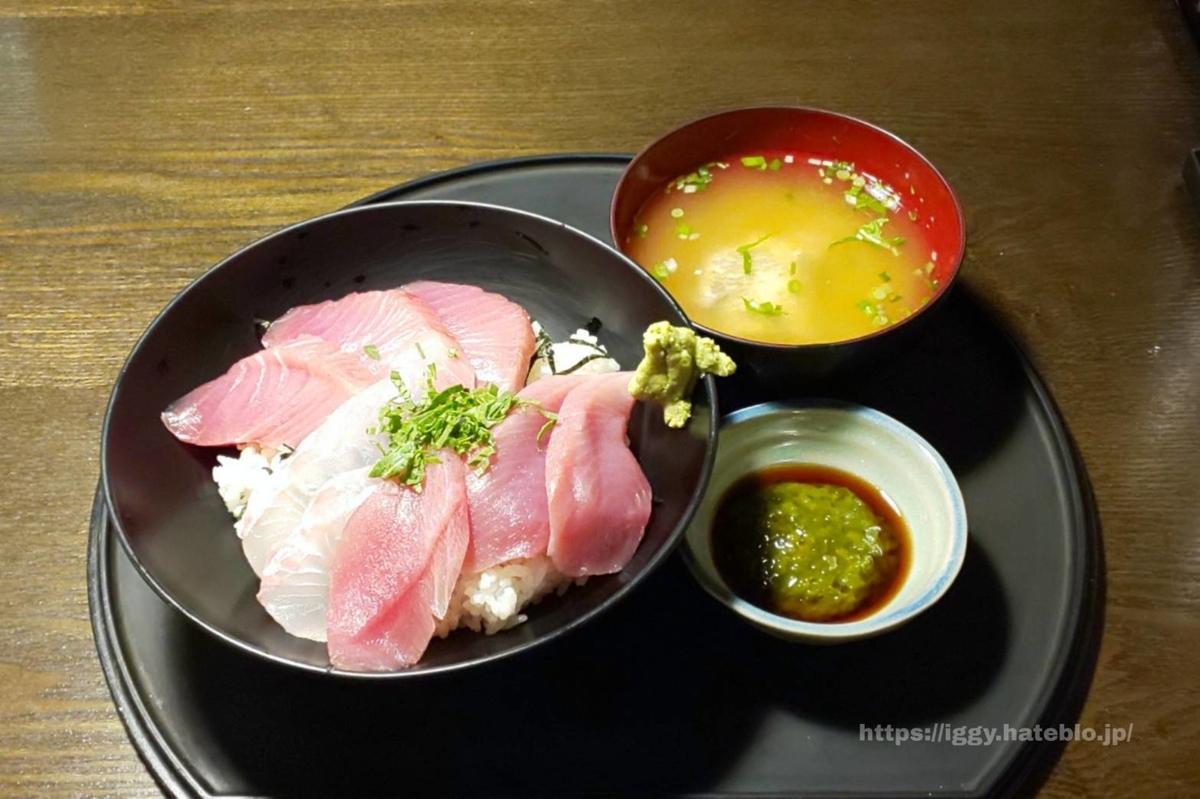 博多魚がし海鮮丼 iggy2019