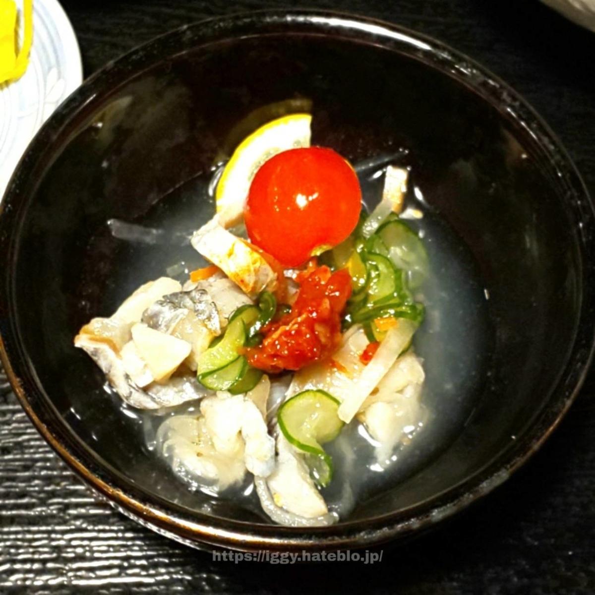 博多魚がし酢の物 iggy2019