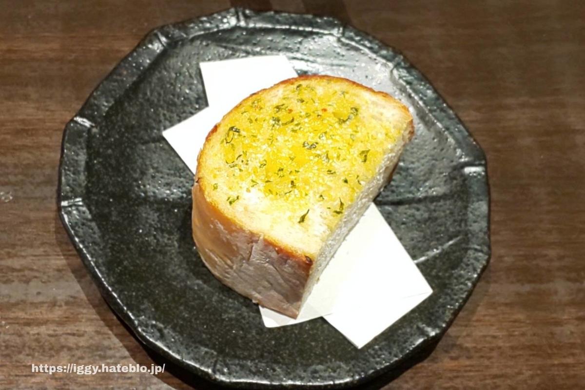 英国昇龍 つけパン ガーリックバター iggy2019