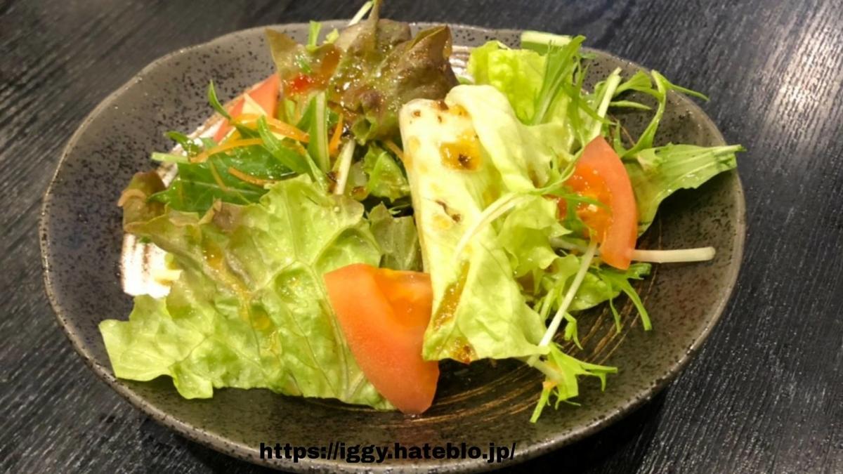 博多一番どり 和風サラダ iggy2019