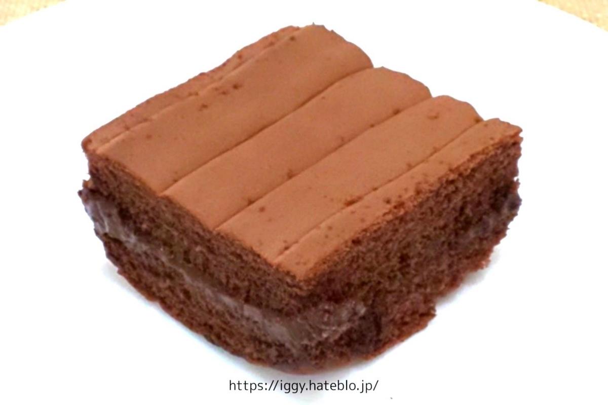 コーヒーヌガークリームサンドケーキ② iggy2019