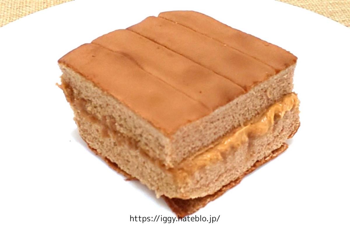 きなこもち風味サンドケーキ② iggy2019