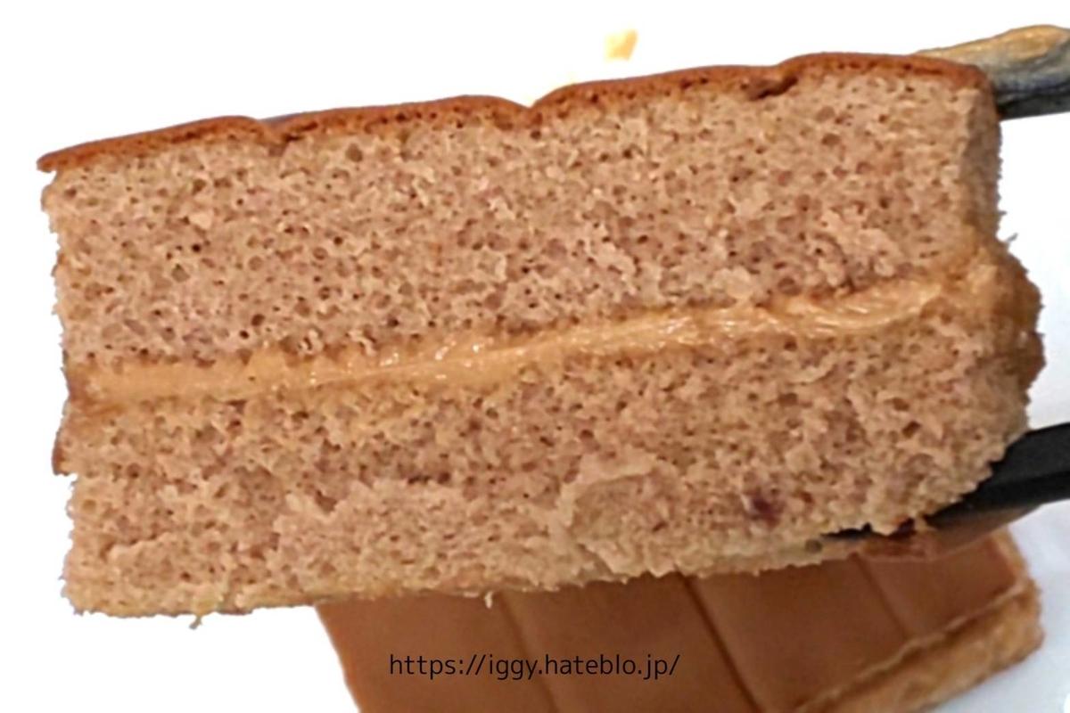 きなこもち風味クリームサンドケーキ③ iggy2019