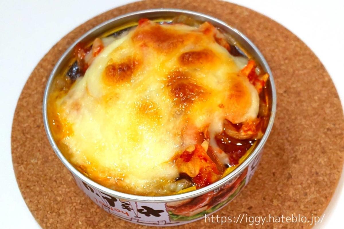 焼き鳥缶詰 チーズタッカルビ(キムチ+チーズ)完成 LIFE
