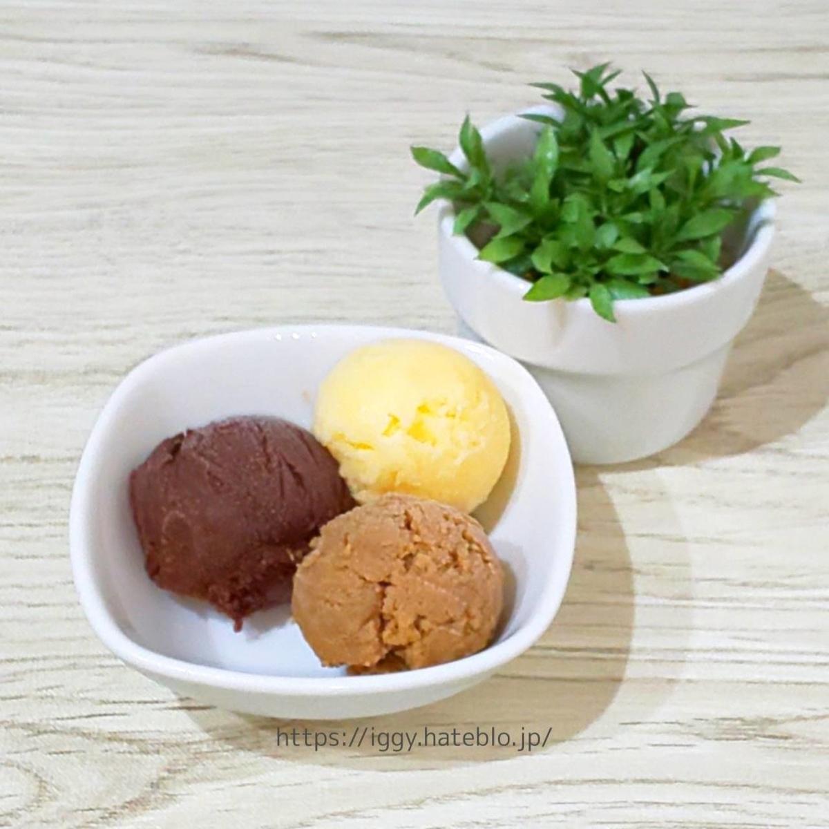 簡単手作りアイスクリーム3種(ミルク・コーヒー・ココア) LIFE