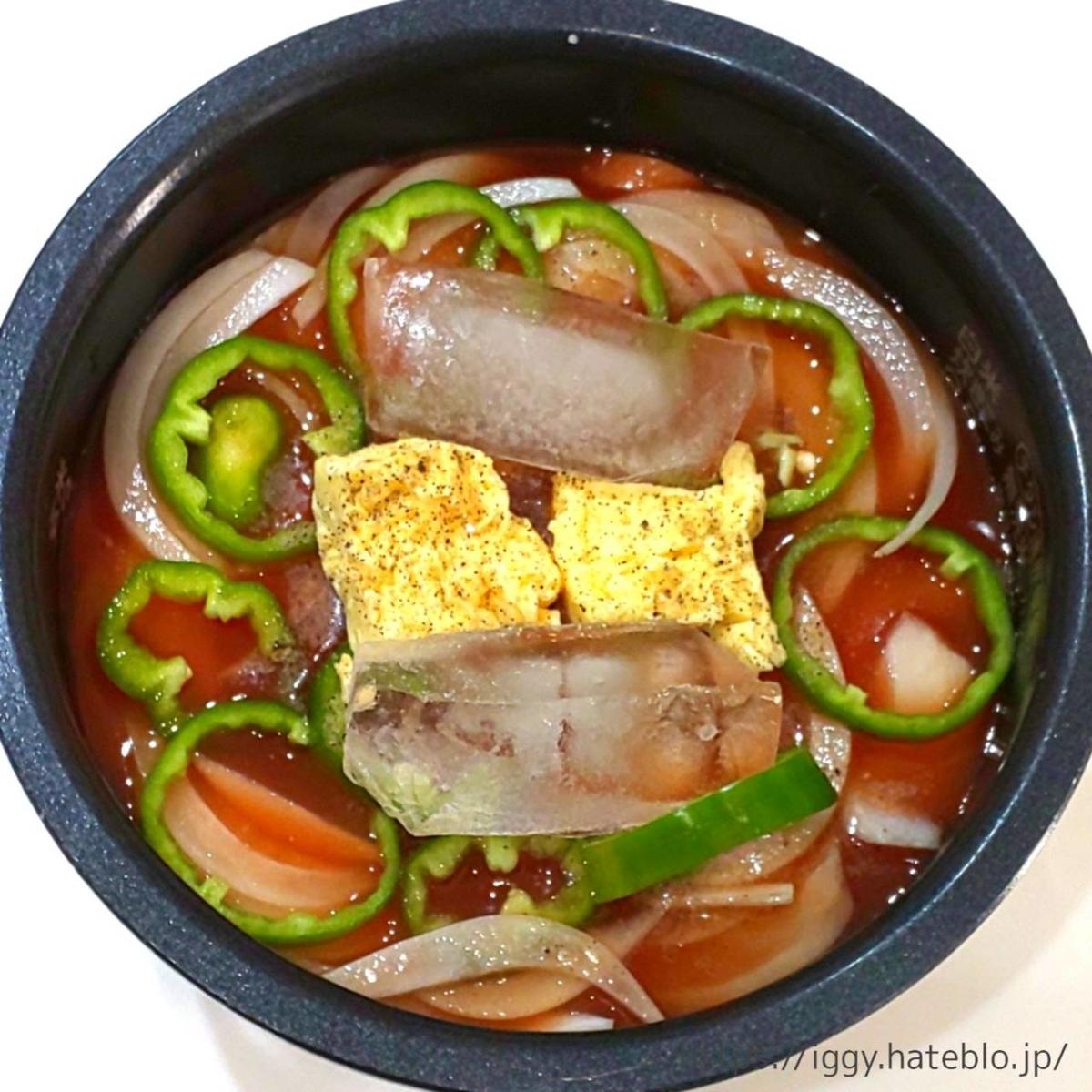 相葉マナブ「おうちで釜-1グランプリ」レシピ「ナポリタン炊き込みご飯」LIFE