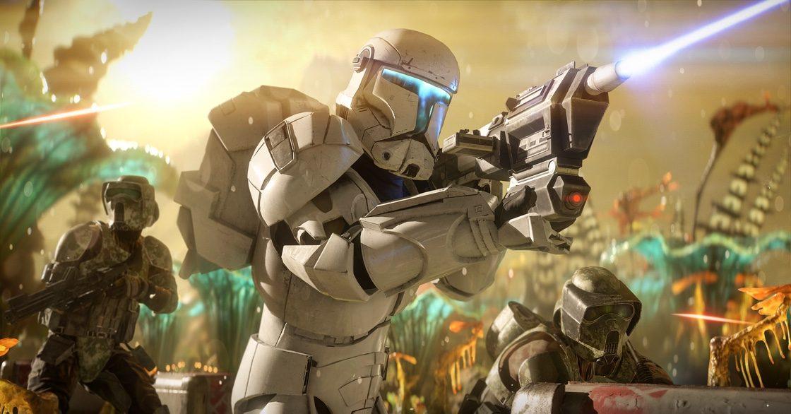 STAR WARS BATTLEFRONT 2 戦闘 LIFE