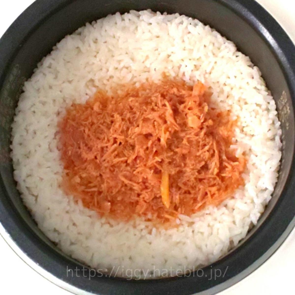 【カルディ】ご飯に混ぜるだけ「チーローファン」① LIFE