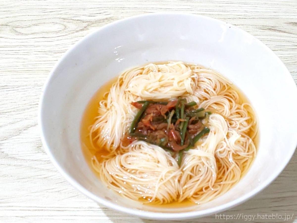 【KALDI】簡単!麺にかけるだけ「桜えび生姜つゆ」 LIFE