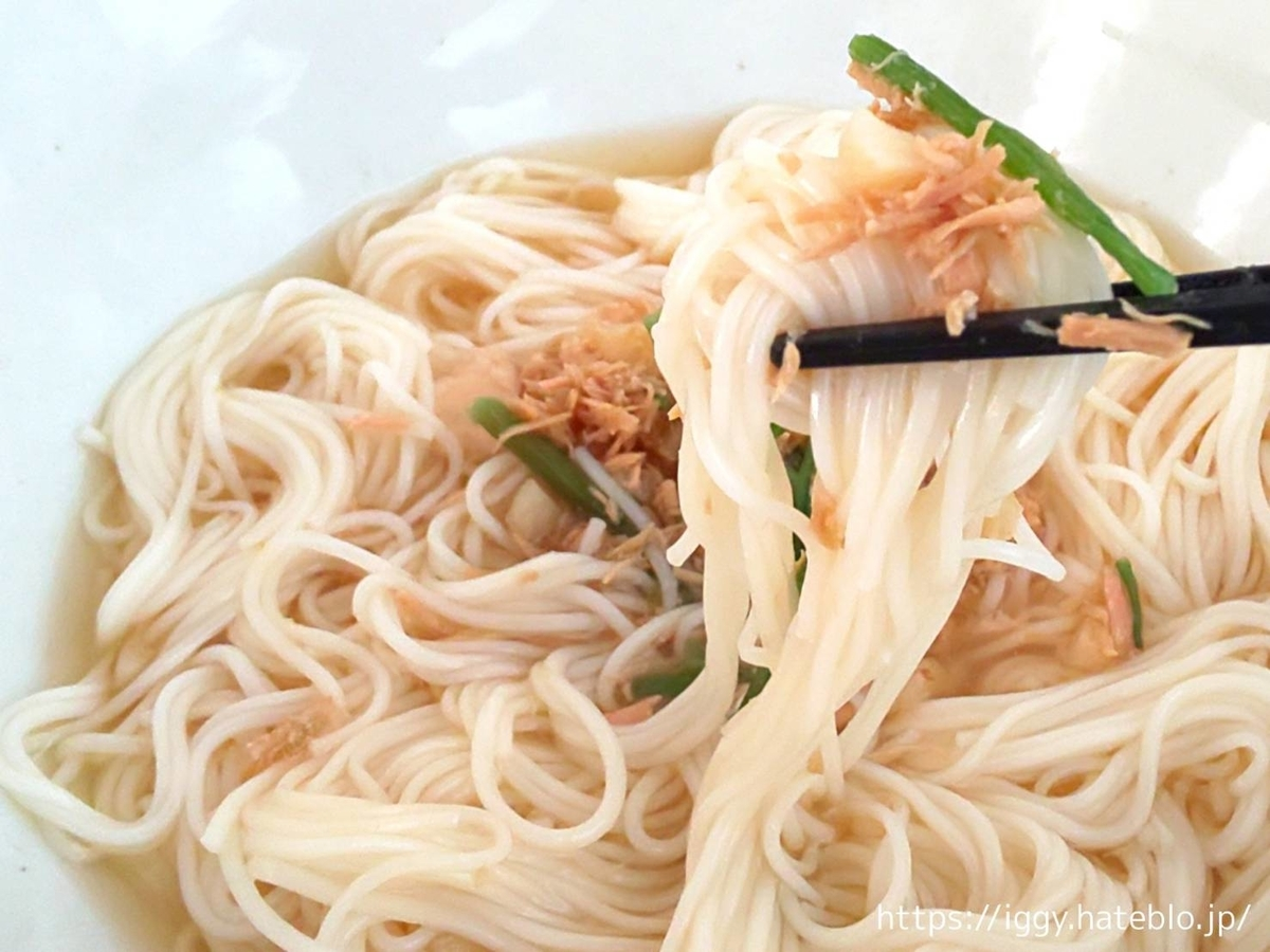 【KALDI】簡単!麺にかけるだけ「鶏ゆず胡椒つゆ」そうめん LIFE