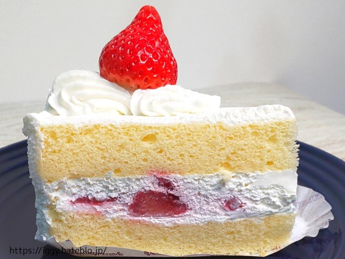 シャトレーゼ おすすめケーキ スペシャル苺ショートケーキ LIFE