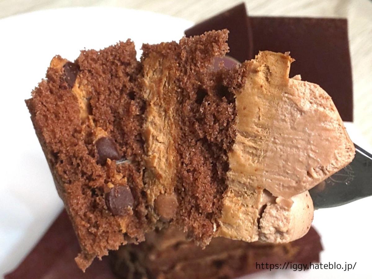シャトレーゼ おすすめケーキ チョコレートショートケーキ② LIFE