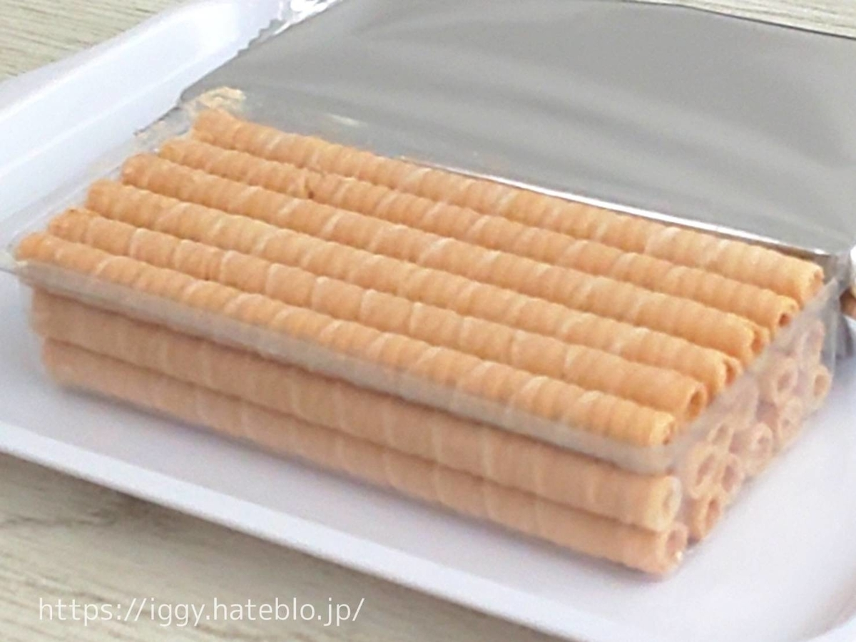 業務スーパー おすすめお菓子「チェルビーノ バニラクリーム」感想 LIFE