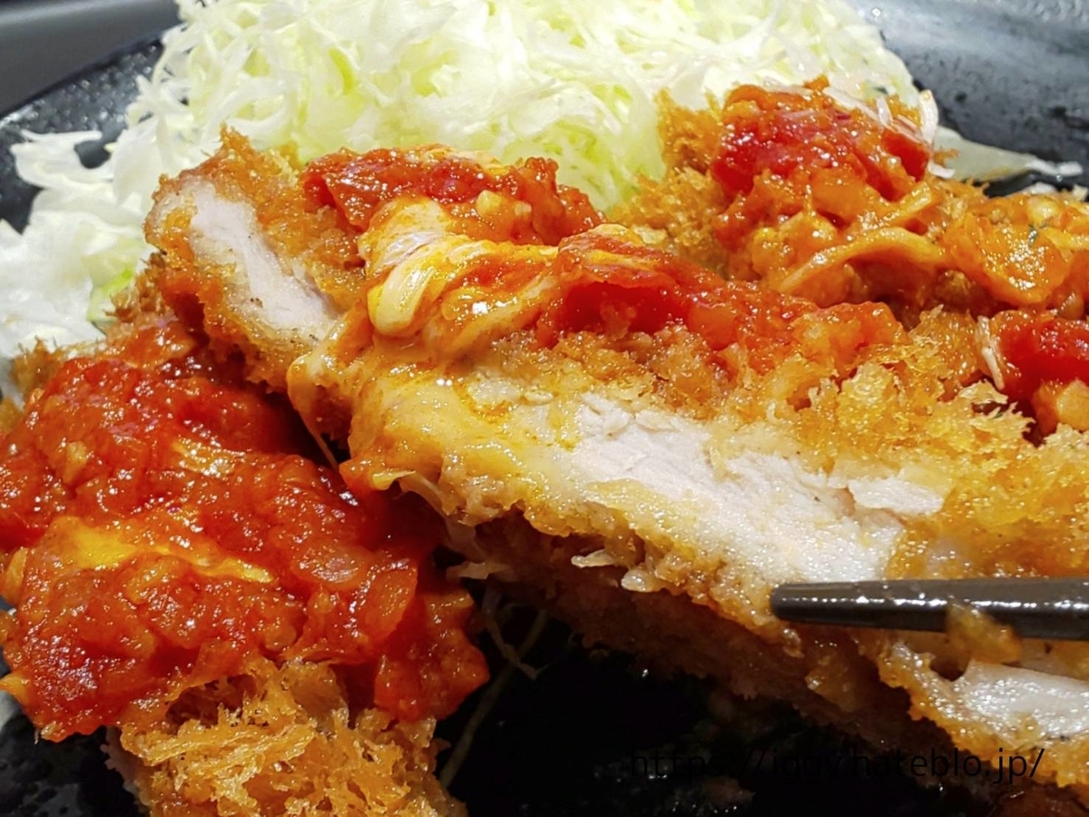 松のや 「チーズトマトわらじかつ定食」食べた感想 LIFE