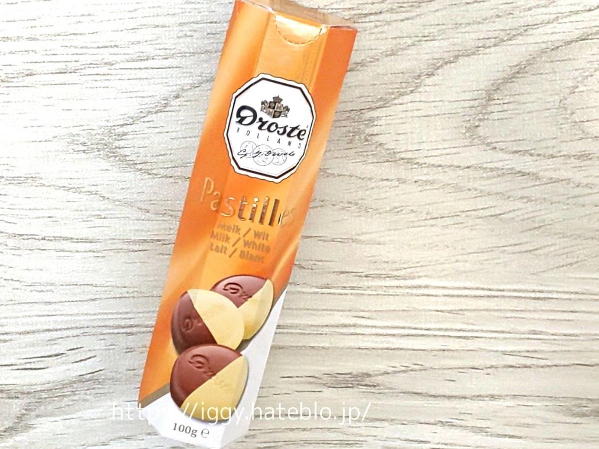 北野エース 人気商品 ドロステ「パステル ミルク&ホワイト」チョコレート おすすめ 原材料 カロリー・栄養成分