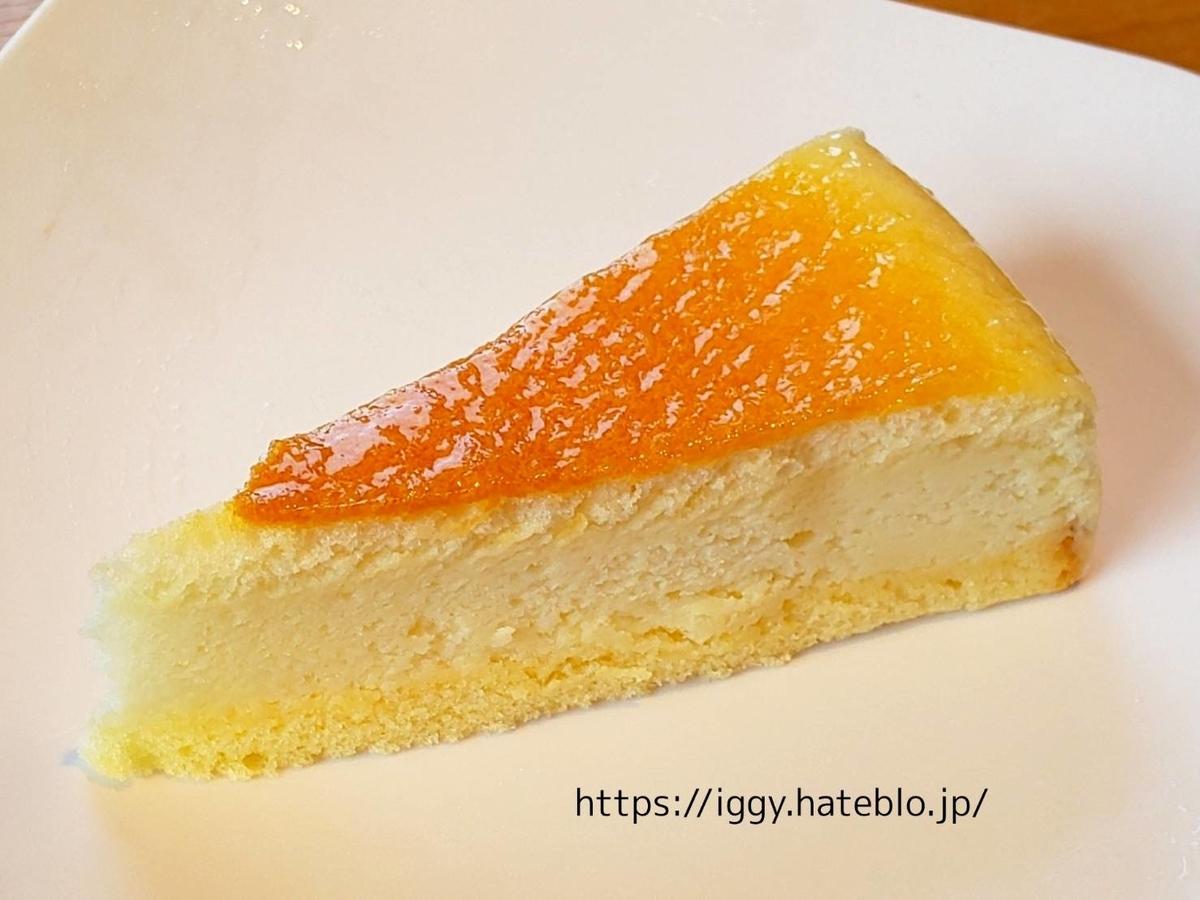 焼肉きんぐ 食べ放題 デザートメニュー「ベイクドチーズケーキ」 LIFE