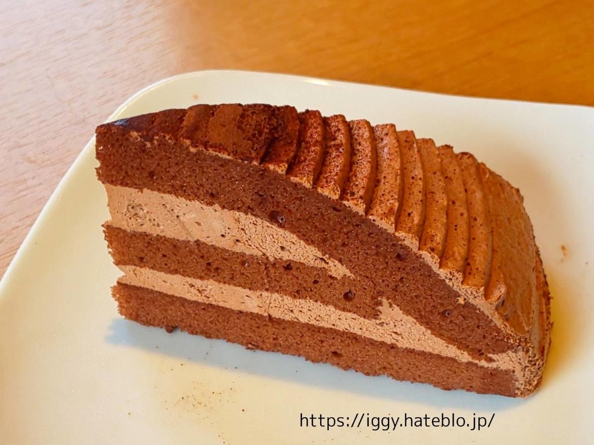 焼肉きんぐ 食べ放題 デザートメニュー「ショコラケーキ」 LIFE