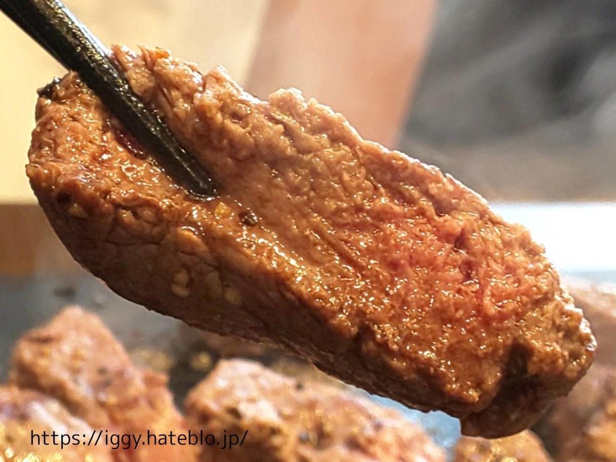 「やっぱりステーキ」ランチ 替え肉「ヒレステーキ100g」感想 LIFE