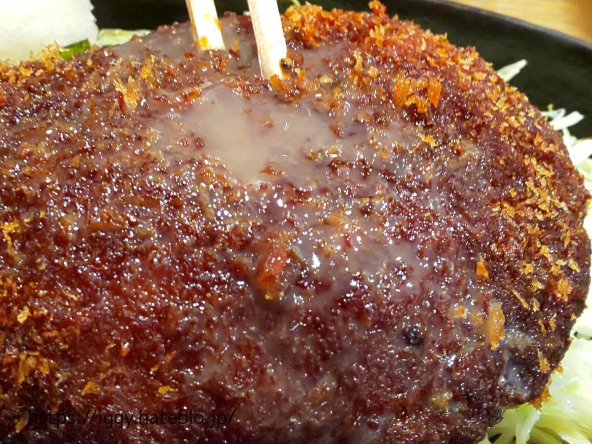 「肉処 大木屋」福岡パルコ店「大木屋メンチカツ」肉のナイアガラ LIFE
